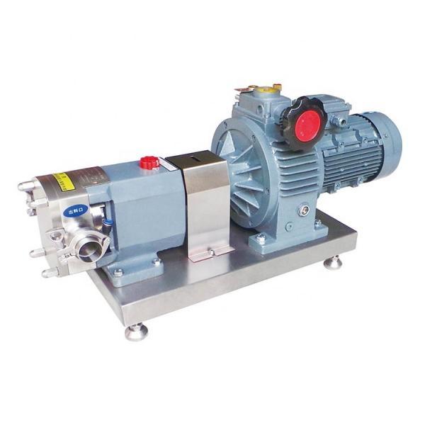 Vickers PV046R1K1BBNKLC+PGP517A0520CD1 Piston Pump PV Series #1 image